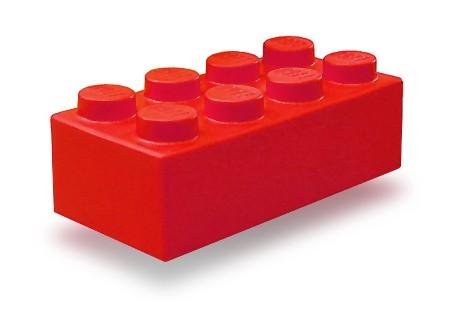 Uma peça de LEGO funciona devido a sua parte inferior ser encaixável na sua parte inferior ou ao contrário. Funções capazes de compor precisam ter encaixes similares.